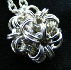 Jap 5-1 Ball Pendant Necklace - Pendant Closeup.png