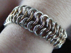 Sterling and Rose Goldfill Euro 4-1 Ring - Full.png