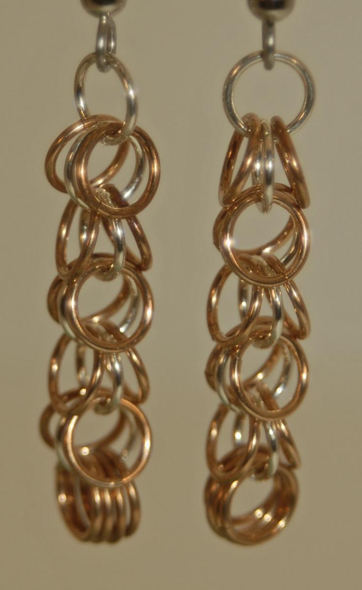 Copper Single Shaggy Loops w Fine Silver Center web.jpg