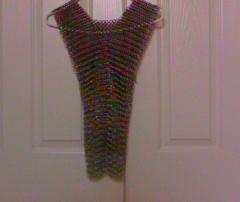 The vest part of my hauberk