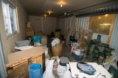 Cold Storage - but still inside