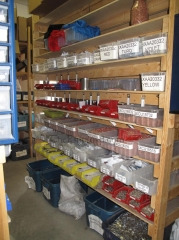 Shipping Room Stock
