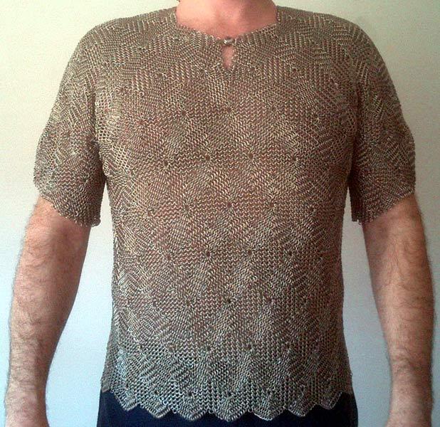 Isotropic shirt