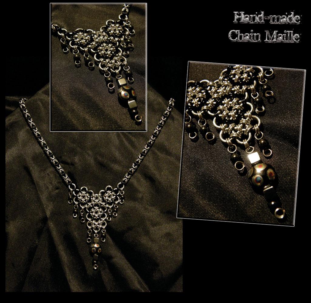 Black & Beads