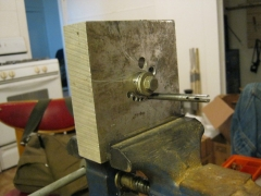 Coiling Jig (front)