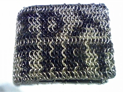 "Chainmail Wallet ""ID (Tap) That"""
