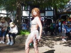 Texas Renaissance Festival 2011 Chainmail Dress - 2