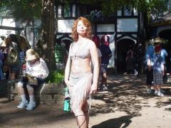 Texas Renaissance Festival 2011 Chainmail Dress - 1