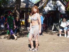 Texas Renaissance Festival 2011 Chainmail Dress - 3