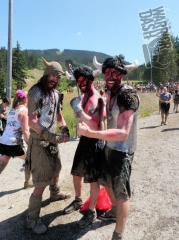 Warrior Dash Armor