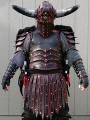Completed Berserker Armor 5.19.11 018