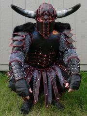 Completed Berserker Armor 5.19.11 001