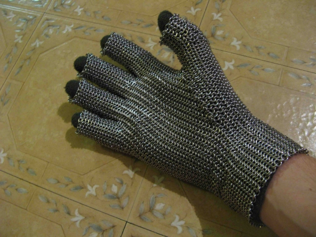 Bracers and Gloves