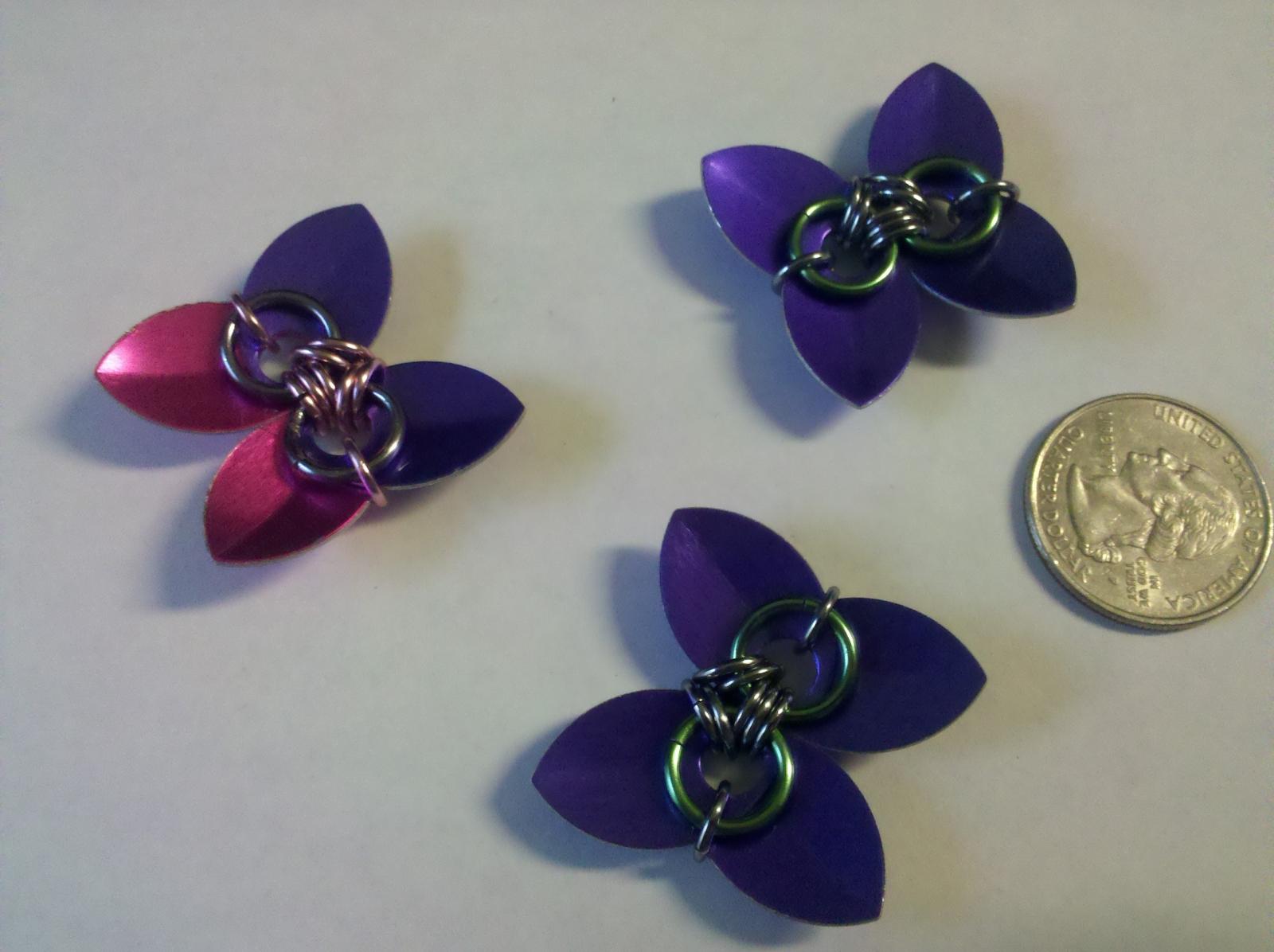 Scale Butterflies