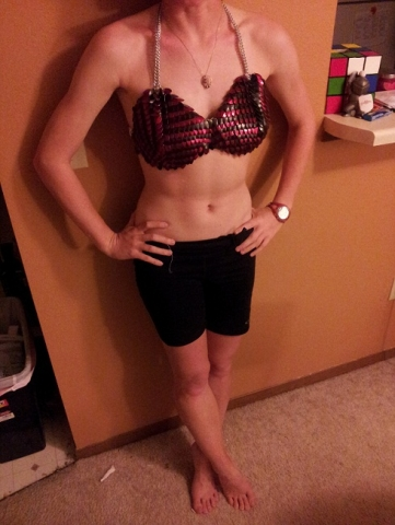 Scale Bikini Front1