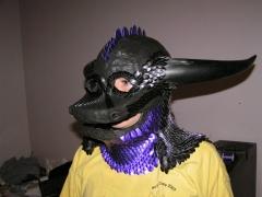 Dragon Helm Side