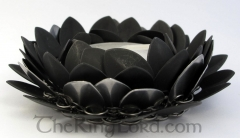 Black Lotus Scale Candle Skirt