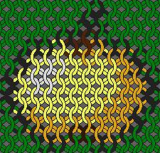 Golden Apple - Tiny Inlay