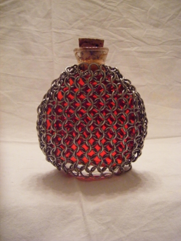 Fully Wrapped Flask