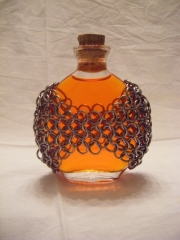 Shouldered Flask