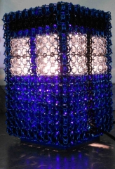 Tardis Lamp ON