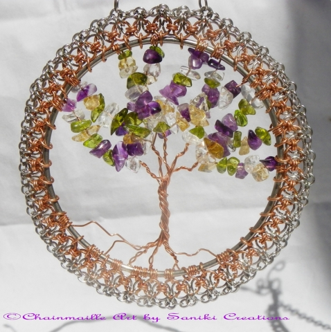 """Mabon"" Tree of Life"