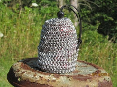 Aluminum Dice Bag