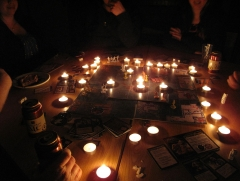 Zombies At Earth Hour