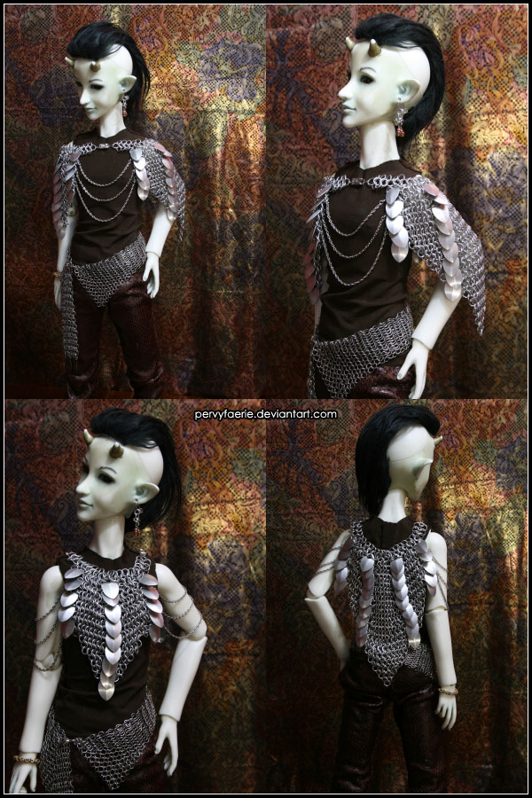 BJD Armor/Clothing