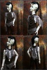 BJD Armor/Clothing