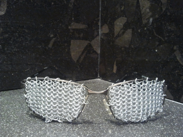 chainmail sunglasses 2