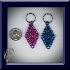 Diamond keychains