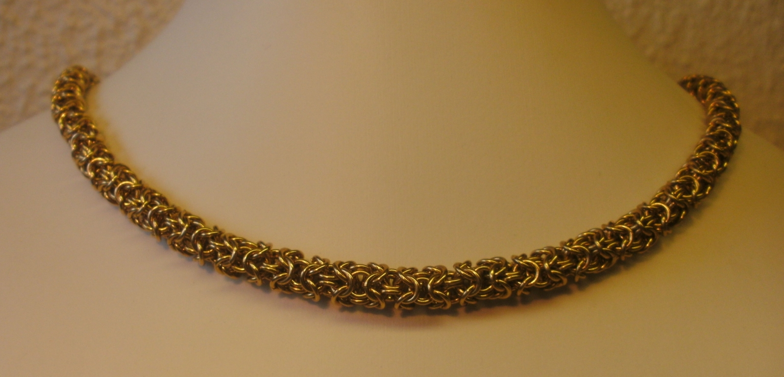 Turkish Round Maille