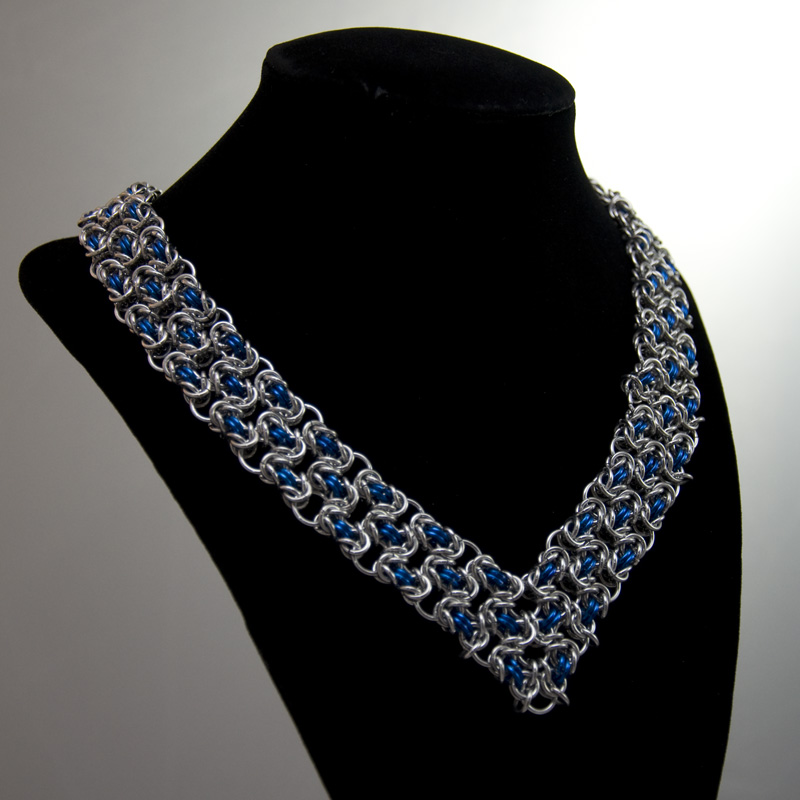 'LBD' Necklace (Little Black Dress)