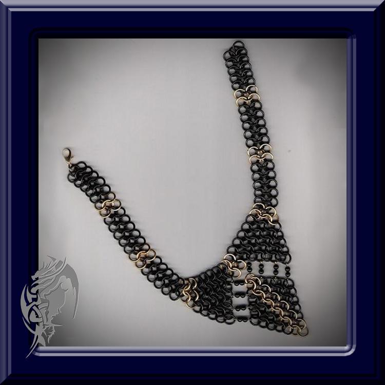 Slave necklace?