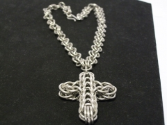 Full Persian Crosss and 2 in 1 Chain