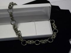 Sectioned Byzantine Necklace