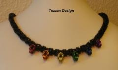 Byzantine Crown Necklace