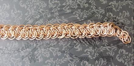 Garter Belt bracelet