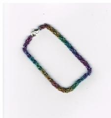 Bracelet, niobium, byzantine