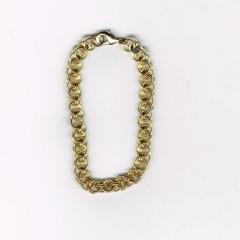 Japanese layered bracelet
