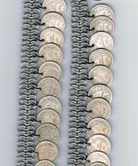 Coin jinglies