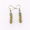 Earring, brass, Japanese