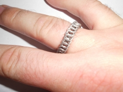 Half Persian Ring