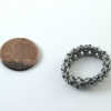 Micro Maille Japanese 8 in 2 Stainless steel ring