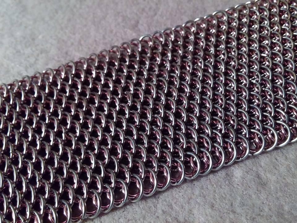Dragonscale Necktie
