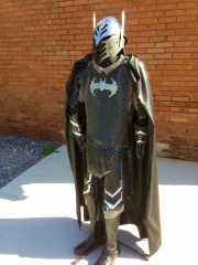Scale Bat Suit