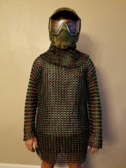 Kids Paintball Armor