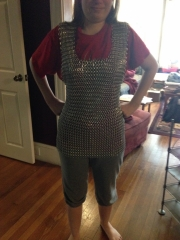 Valkyrie's Chain Mail Shirt