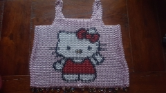 Hello Kitty vest for my 6 year old.